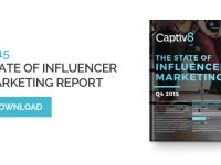 [REPORT] 2015 State of Influencer Marketing