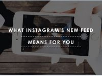 What Instagram's New Personalized Feed Means For You