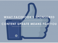 Key Takeaways – Facebook's Branded Content Update