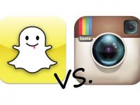 Instagram vs Snapchat – What's the Big Game Changer?