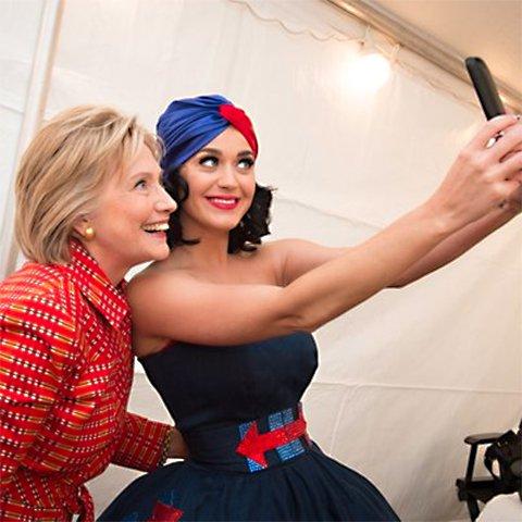 hillary-clinton-katy-perry-historic-selfie