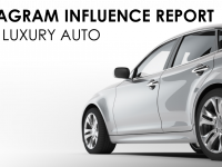 Instagram Influence Report - Non Luxury Auto