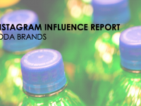 Instagram Influence Report – Soda Brands