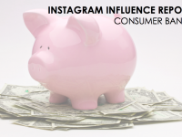 Instagram Influence Report – Banks