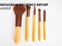 Instagram Influence Report - Makeup