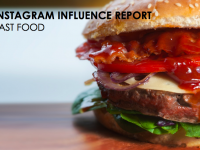 Instagram Influence Report – Fast Food