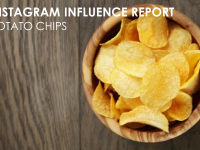 Instagram Influence Report: Potato Chips