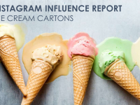 Instagram Influence Report: Ice Cream