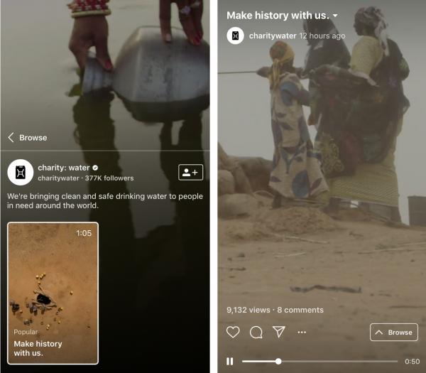 Captiv8 IGTV Instagram TV Instagram Stories Instagram In App Kevin Systrom