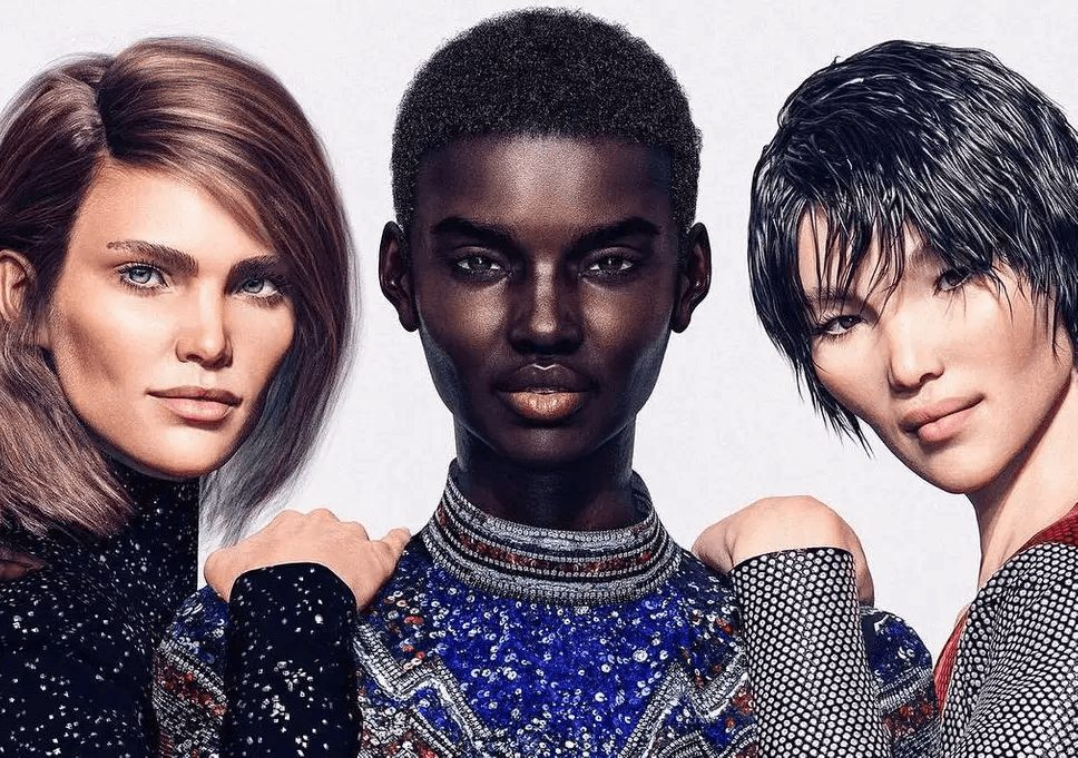 CGI influencers 3d model lil miquela shudu harland sanders social good charitable causes captiv8 beauty industry influencer marketing captiv8 brand strategy