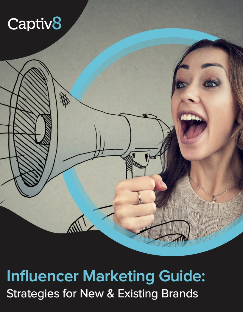 captiv8 influencer marketing social media instagram brand marketing influencer strategies