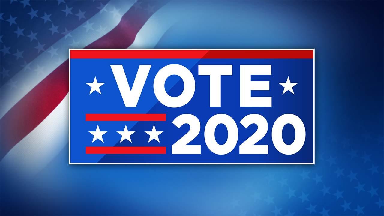 2020 presidential race social data report