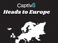 Captiv8 Launches European Expansion & Adds to Leadership Team