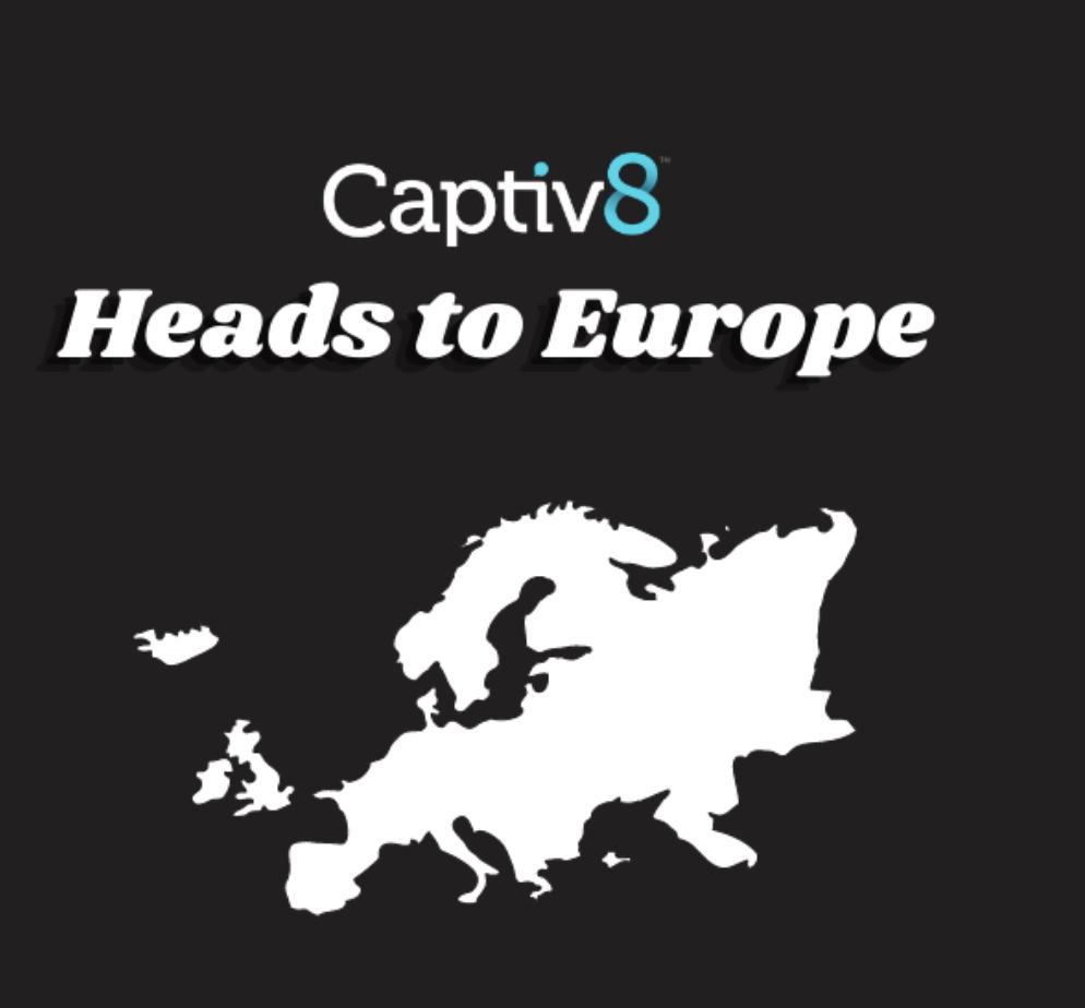 Captiv8 European Expansion Influencer Marketing