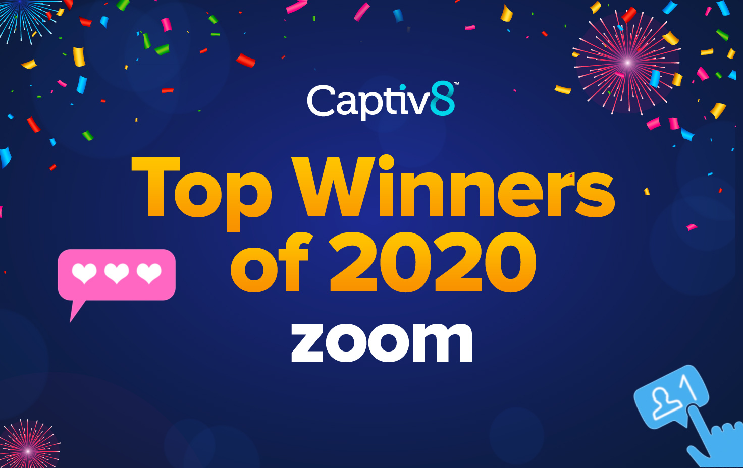 Captiv8 Top Winners 2020