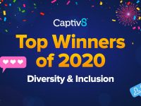 Top Winners of 2020: Diversity & Inclusion
