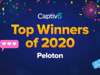 Top Winners of 2020: Peloton