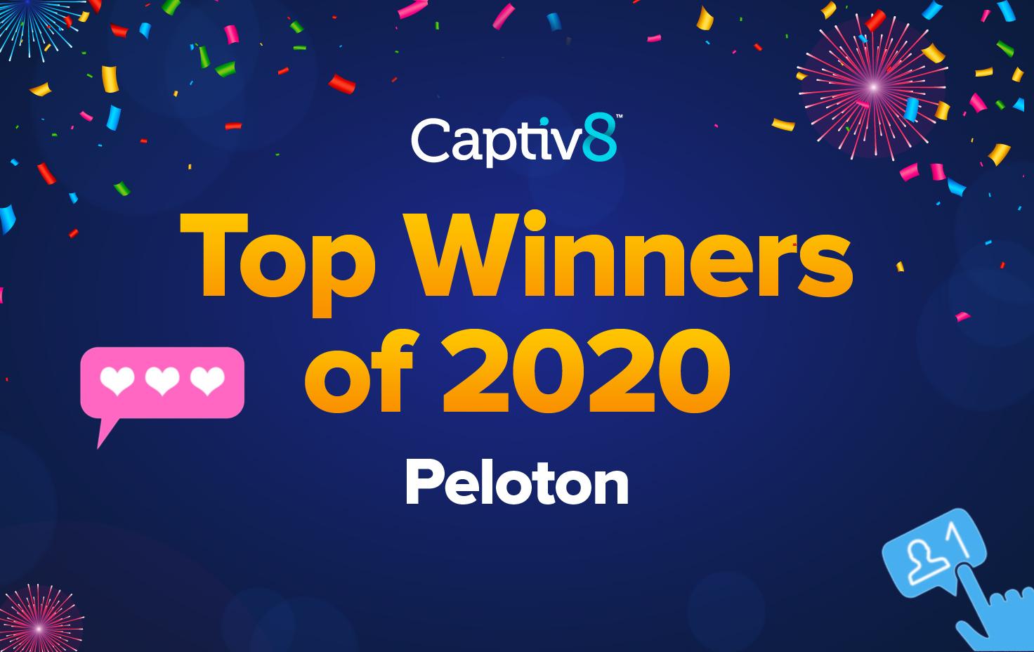 Top Winners of 2020 Peloton
