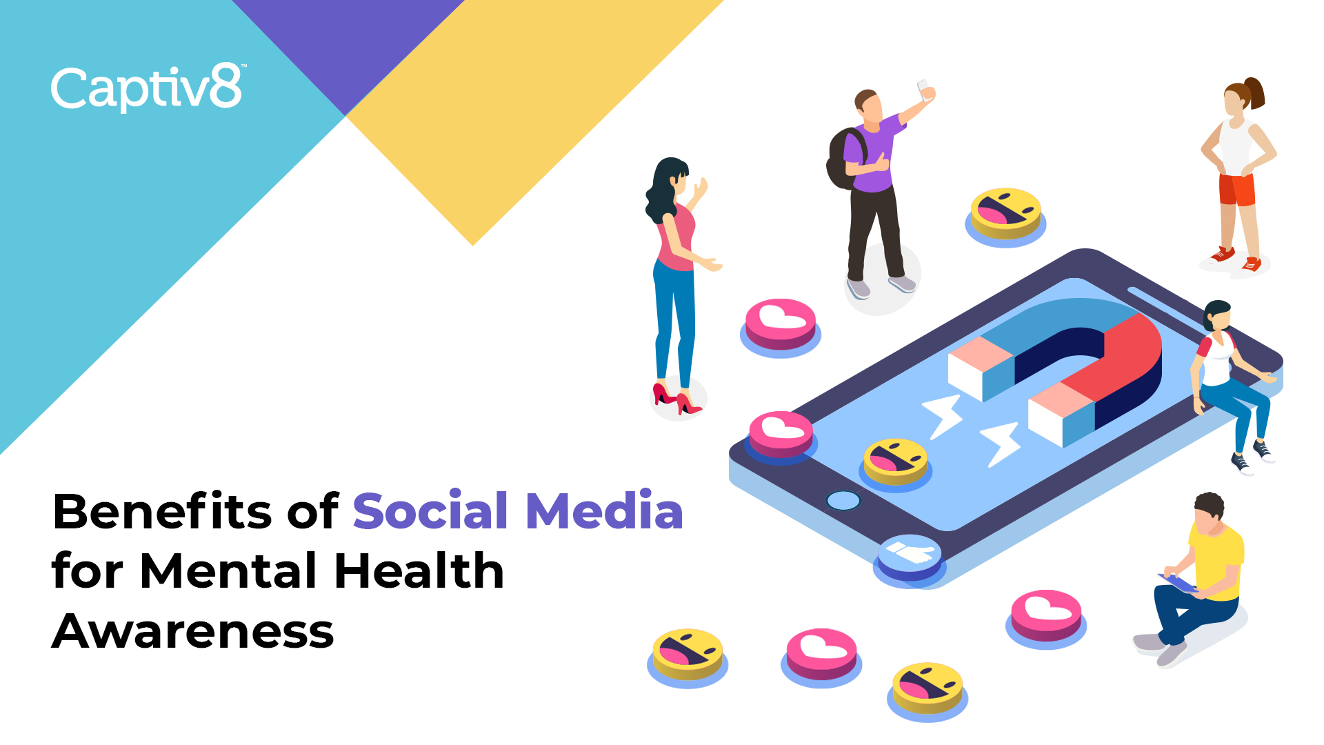 Benefits of Social Media for Mental Health Awareness