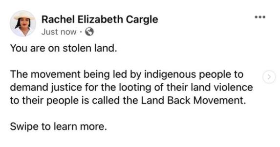 Rachel E. Cargle Post