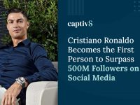 Cristiano Ronaldo Becomes the First Person to Surpass 500M Followers on Social Media