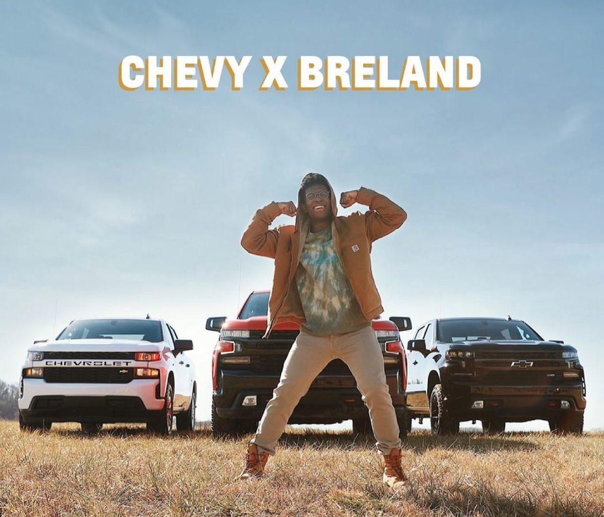 Chevy x Breland