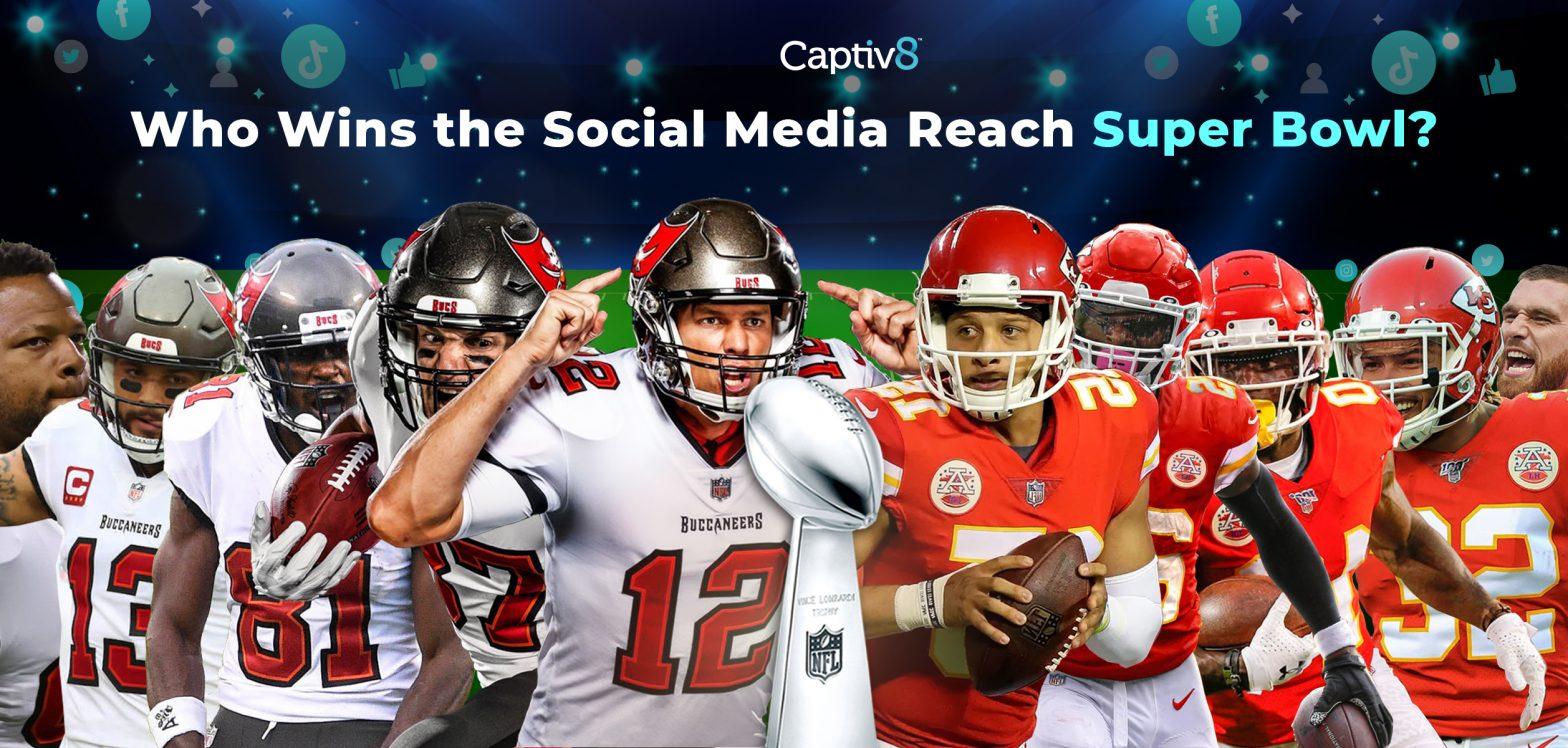 Social Media Reach Super Bowl