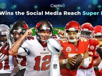 Who Wins the Social Media Reach Super Bowl?