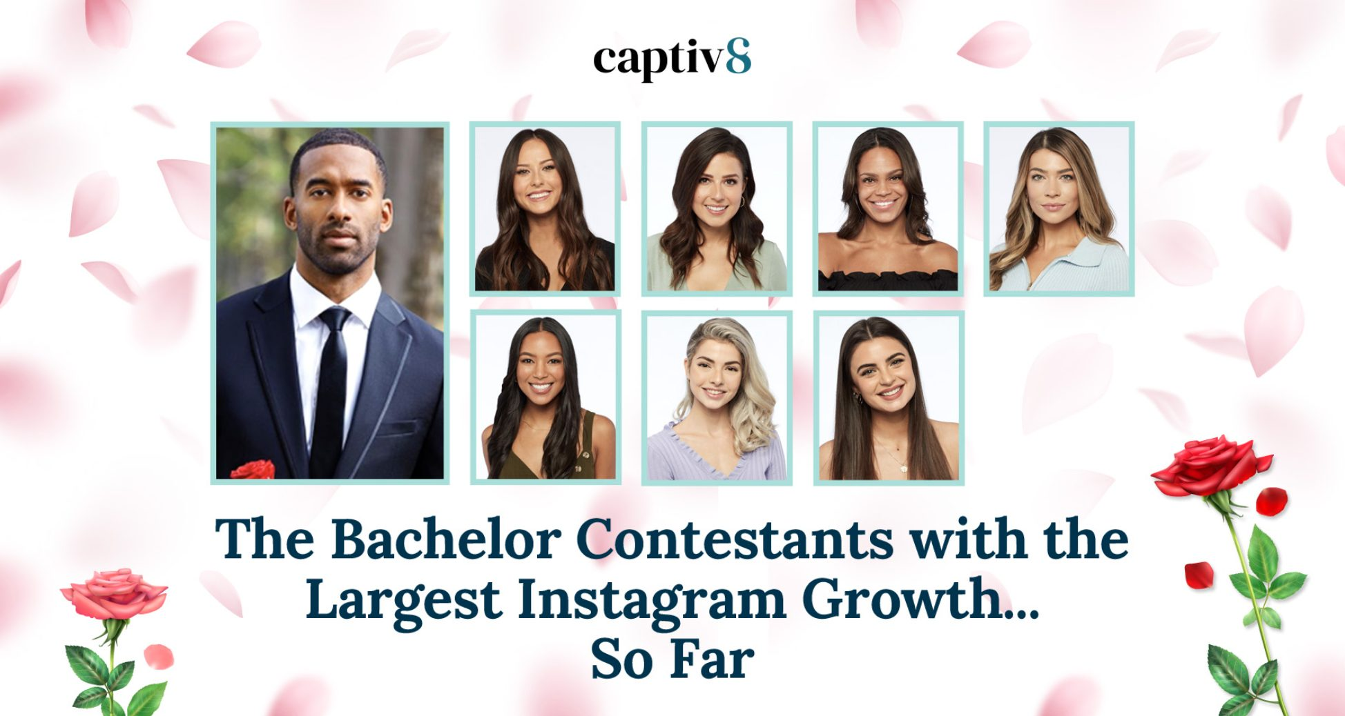 The Bachelor Instagram Growth