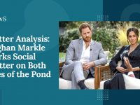 Twitter Analysis: Meghan Markle Sparks Social Chatter on Both Sides of the Pond