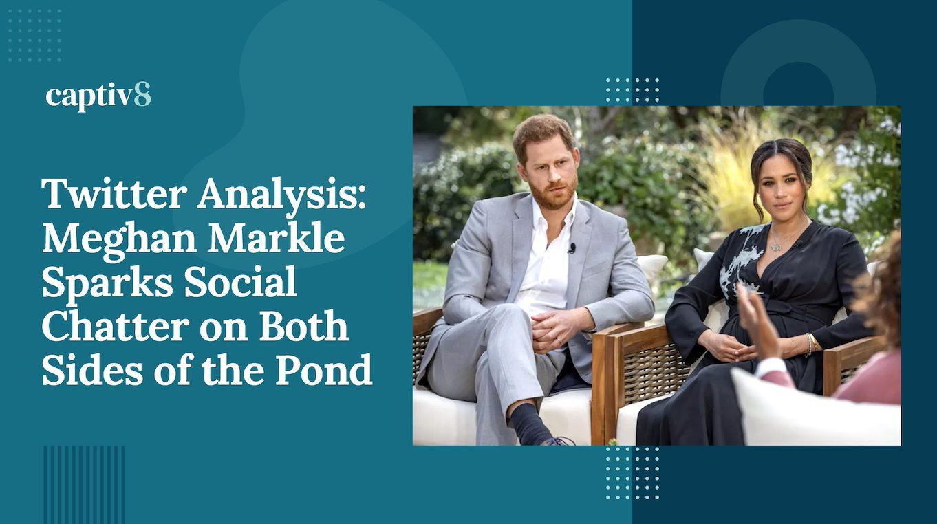 Twitter Analysis Meghan Markle Oprah