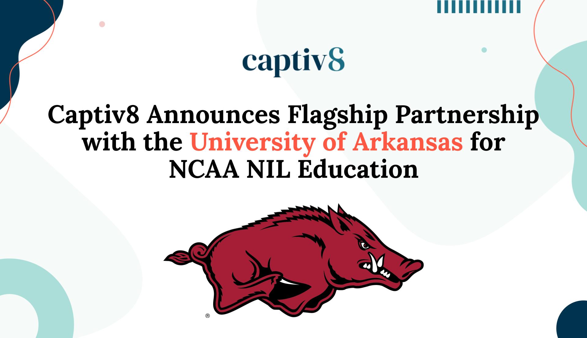 University of Arkansas Announcement Banner