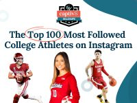 Name Image Likeness: The Top 100 Most Followed College Athletes on Instagram