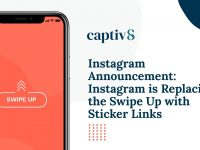 Instagram Announcement: Instagram is Replacing the Swipe Up with Link Stickers